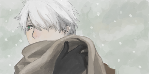 mushishi by cyrusHisa