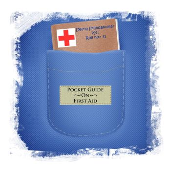 First Aid Pocket Guide cover by SeanSkanda