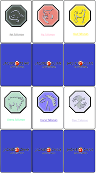 My Jackie Chan Mini-Cards 2 by 707cloud