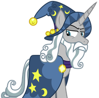 Vector - Starswirl the Annoyed by SketchMCreations