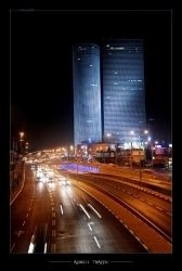 Azrieli Traffic by israel