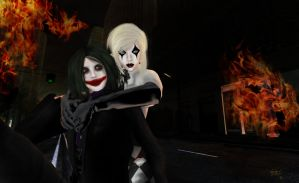 Partners In Crime by nimil-3d