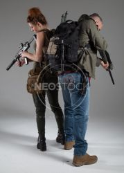 Post Apocalyptic Group 39 - Stock Photography by NeoStockz