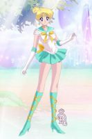 Sailor Vapor by CrystalSailorMoon