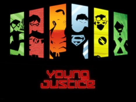 Young Justice by StevenRayBrown