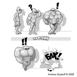 Body-Building3 by AndrewDyakoff