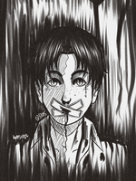 SnK: I'm death...? by wasipol