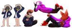 Pyrocynical Wrong Neighborhood Meme Assets by SlayersStronghold