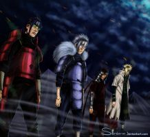Naruto 618- Rise of the Hokages. by Sardoron