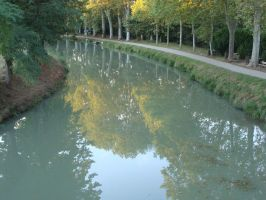 Reflet au couchant by Fairling