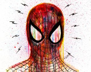 12. Your Friendly Neighborhood... by schulore