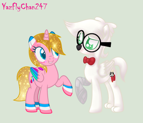 Collab - Peabody and YazFly on LS18verse by YazFlyChan247