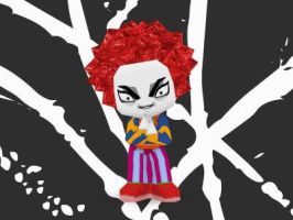 Pennywise by GoddessofSong