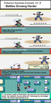 Pokemon Naturelocke Pt.7- Battles Growing Harder by BoomerangX7