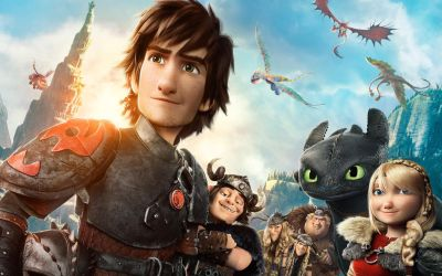 How to Train Your Dragon 2 Poster by trollinlikeabitchtit