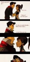 Makorra - I can't lose you by ChristyTortland