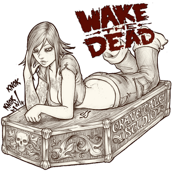 Wake The Dead by dpdagger
