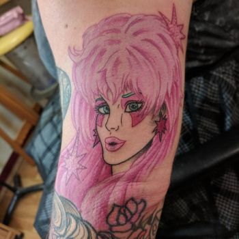 Jem by Kellertattoo