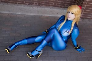 Samus - CPAC 7 by IchigeiCosplay