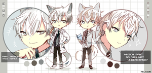 [AUCTION*CLOSED]Lineheart*21+22 by Relxion-kun