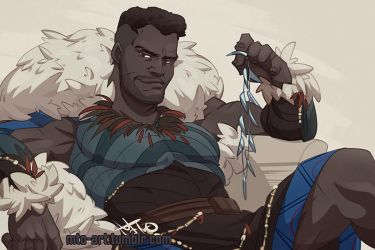 Mbaku by Mauw-than-one