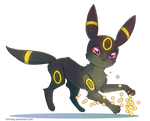 Umbreon by Himmely