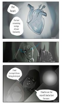 Tirion's gambit part 1 by GaiaBlack