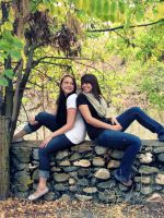 Kelsey and Shelby's Shoot 12 by Teh-Pandacoon