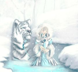 +Winter+ by Lavah