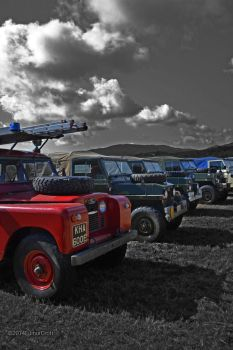 Land Rover by FuinurC-Photography