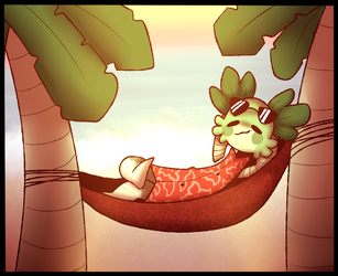Lay Back and Relax {Prompt} by Dr-FuzzNote
