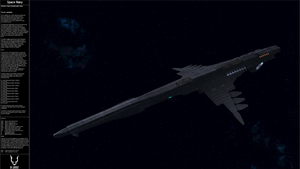 The Leviathan, Heavy imperial dreadnought class by JB1992