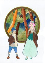 Hansel and Gretel by CoddledTamago