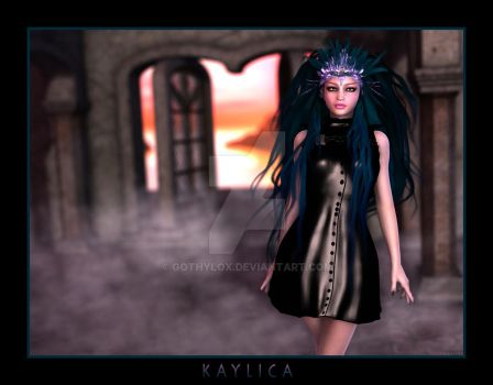 Kaylica by GothyLox