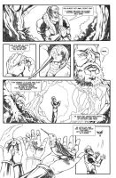 Comic AotH: the King  - Pg5 by Kuzcopia