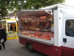 Mobile Sausage Wagon- Germany by cmoyl
