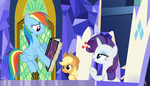 MLP Friendship is Magic Season 7 Moments 79 by Wakko2010
