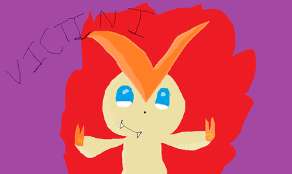 My 1st Submitted Drawing by ChesterLeafeon