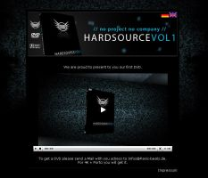 Hardsource DVD Page by NiacinDes