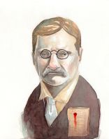 The Attempted Assassination of Theodore Roosevelt by heycalebmorris