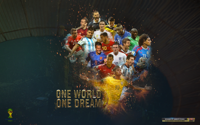 World Cup - Brazil 2014 by TheHawkeyeStudio