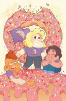 Steven Universe 2016 Special by missypena