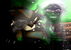 Tigerclaw and Ravenpaw - Why did you die? by Eyeofthemoon17