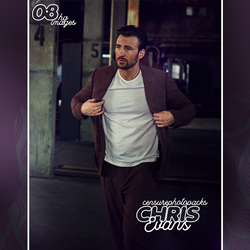 // PHOTOPACK 3361 - CHRIS EVANS // by censurephotopacks