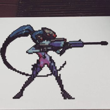 Overwatch Widowmaker by Sulley45635