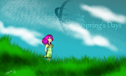 ROT - Spring's Days by ShaozChampion