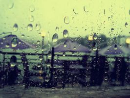 It's raining out there by cazt1811