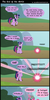 The End of The World by Psyxofthoros