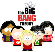 The Big Bang Theory by Lathspellbadnews