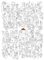 small.red.shoe by betteo